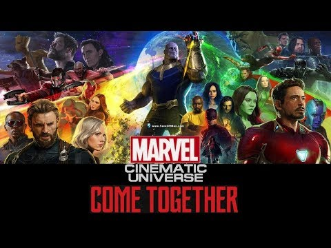 Marvel Cinematic Universe - Come Together (Tribute)