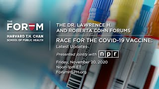 Race for the COVID-19 Vaccine: Latest Updates