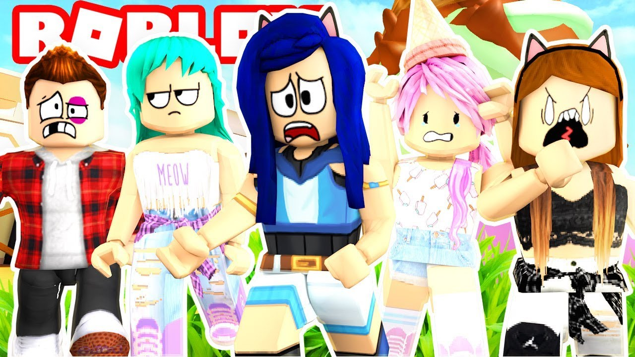 Escape Meep City In Roblox What Are We Running From Youtube