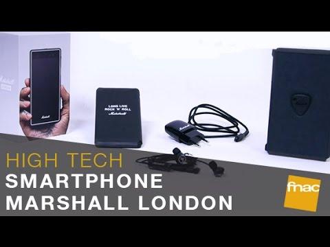 Smartphone Marshall London : les conseils des experts Fnac
