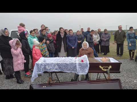 Похороны - Сыч Павел Дмитриевич (кладбище)