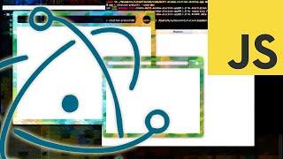 Multi Window Electron Desktop Apps