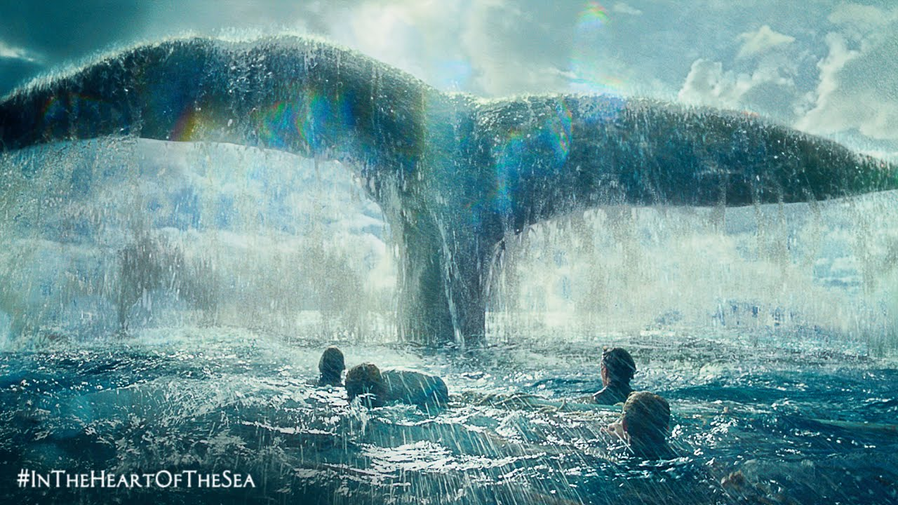 画像: In the Heart of the Sea - Final Trailer [HD] youtu.be