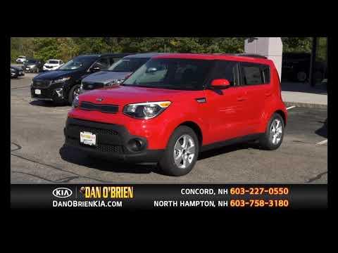 Kia Soul Interior Features, Dan O&#;Brien Kia - North Hampton & Concord, NH