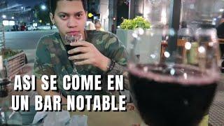 Cena en un Bar Notable de Buenos Aires