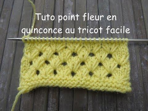 Tuto Tricot Apprendre A Tricoter Le Point Papillon Point