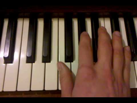 Piano Tutorial 13: Here Without You by Three Doors Down