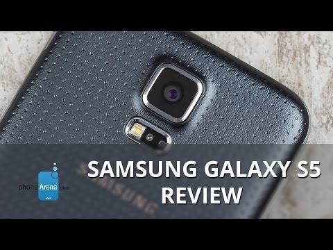 Samsung Galaxy S5 Review