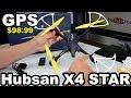 Hubsan X4 STAR H507A Review En Español   DRONE BARATO CON GPS