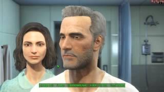 Fallout 4 на русском, создание персонажа в Fallout 4