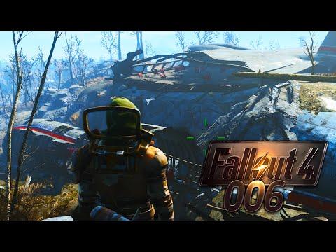 FALLOUT 4 [006] - Skylanes-Flug 1981 ★ Let's Play Fallout 4