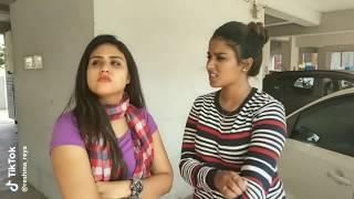 Zee Tamil Poove poochodava serial team 💜 latest comedy dubsmash