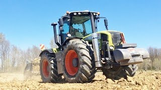 Claas Xerion 3800 Trac-Vc | SOUND TRIBUTE