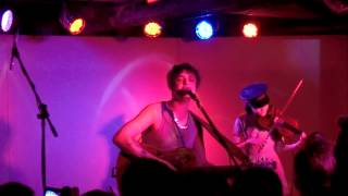 Peter Doherty - Picture Me In A Hospital (new song) @ KC Dunaj, Bratislava 24/06/13