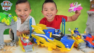 Paw Patrol Mighty Pups Charged Up Rescue Mission CKN Toys