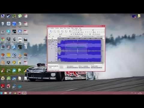Tutorial N. 17 - Togliere copyright alle canzoni con Audacity