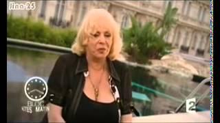Интервью Мишель Мерсье и Робера Оссейна в Каннах 2010 г  240p