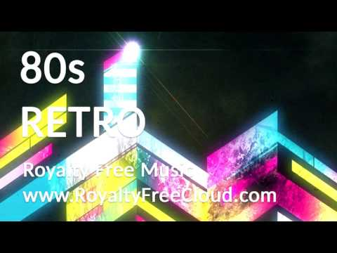 80s Trailer 80s, Retro, Royalty Free Music