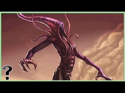 What If Nyarlathotep Was Real?