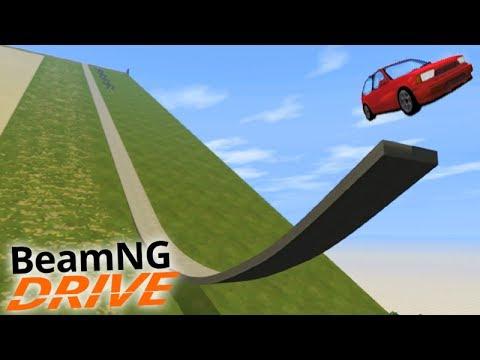 A RAMPA mais BRUTAL!!! - BeamNG Drive