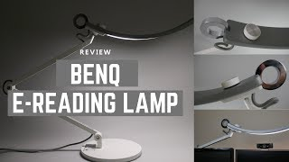 BenQ E-Reading Lamp Review - The Most Expensive Lamp I've Ever Seen.