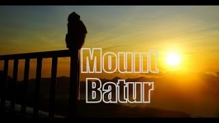 CLIMBING AN ACTIVE VOLCANO: Hiking Mount Batur for sunrise in Bali, Indonesia