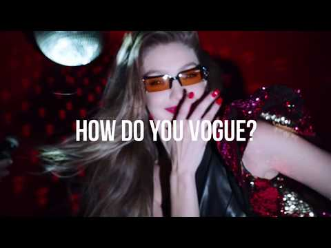 Gigi Hadid for Vogue Eyewear | 2019 collection