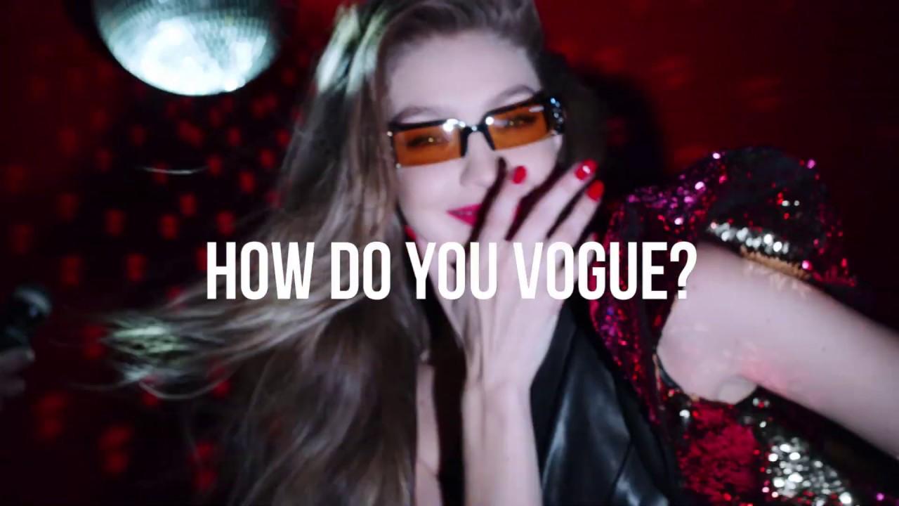 b16542e6b2 Gigi Hadid for Vogue Eyewear