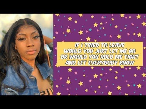Toni Soleil - Cater 2 U (Lyrics)