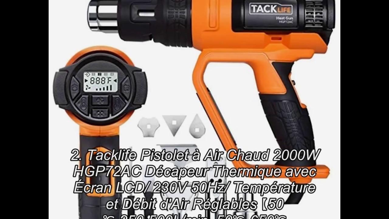 DeWalt Premium Pistolet thermique 2000 W 240 V D26414