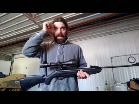 how to shoot air rifle accurately break barrel spring piston