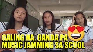 Ang Galing at Ganda naman ng mga Estudyanteng to!