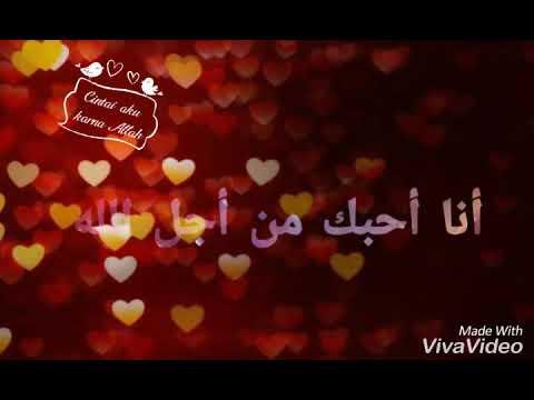 Ya Habibal Qolbi Cintai Aku Karena Allah Bahasa Arab Kerlap Kerlip Viva Video Youtube