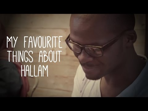 Students on what's best about Sheffield Hallam