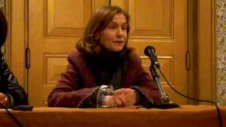 HOME - ISABELLE HUPPERT IN ROME