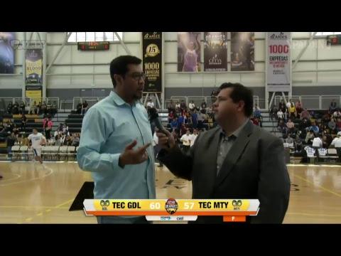 Ocho Grandes 2018: TEC GDL vs TEC MTY
