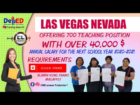 How to Apply in Las Vegas Nevada for School Year 2020 - 2021 || PART 1