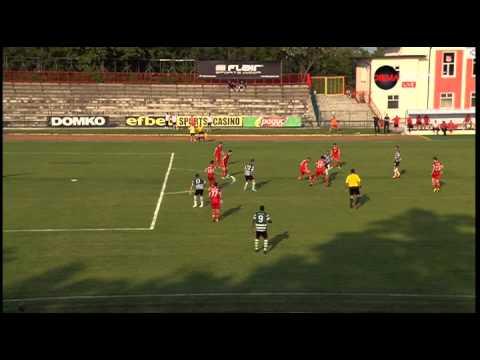 Haskovo 1-3 Cherno More Varna