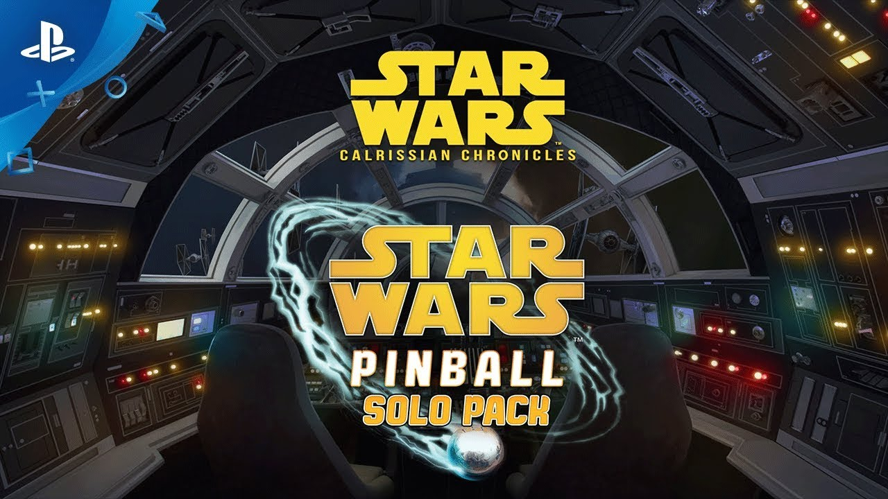 Pinball FX3 - Star Wars Pinball: Calrissian Chronicles Gameplay Trailer |  PS4