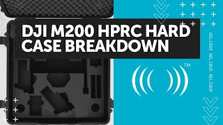 HPRC CASE FOR MATRICE 200 AND 210 V2: Extreme Drone Protection (2020)