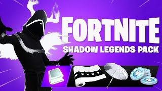 *NEW* How to Get SHADOW LEGENDS PACK! (Fortnite: Battle Royale)