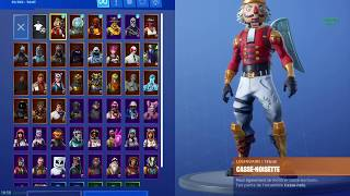 [DISPO] sells or exchange account fortnite renegate raider 'rare skin'