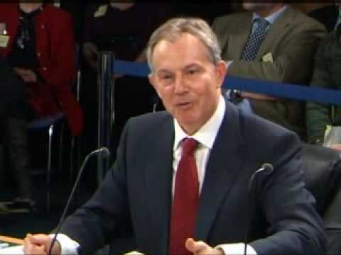 Regime change not motivation for Iraq-war : Blair