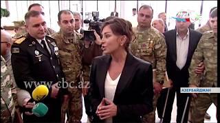 Встреча с азербайджанскими военными
