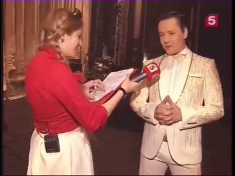 "VITAS 2015.02.28 訪談 / Interview ""To Catch the Star"" / ""Поймать звезду"" (The 5th Channel 2015.04.21)"