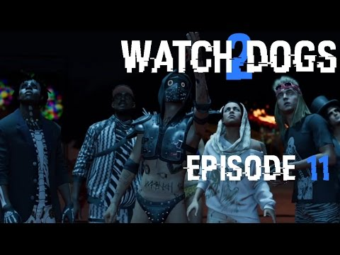 Watch Dogs 2 - Looking Glass Mission | Swelter Skelter Festival