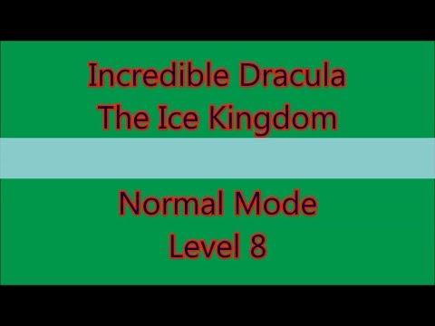 Incredible Dracula - The Ice Kingdom Level 8 |