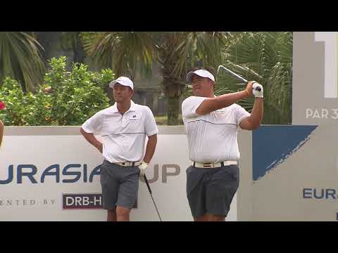 2018 EurAsia Cup - Team Asia interviews