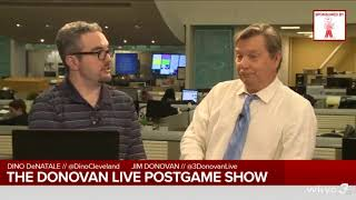 Paying tribute to late Cleveland Cavaliers announcer Fred McLeod: The Donovan Live Postgame Show