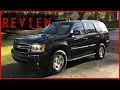 2007 Chevy Tahoe Review
